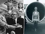 How Pan Am stewardesses became the 'playgirls of the air'