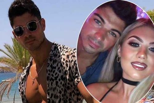 Love Island's Anton Danyluk forced to deny viral video shows him cheating on Belle Hassan - EXCLUSIVE