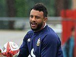 Courtney Lawes to lead the early return of English Lions to Premiership action
