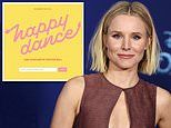 Kristen Bell is launching an affordable new CBD skincare line called Happy Dance