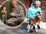 Andy Cohen re-homes his beloved dog Wacha in order to ensure safety of his one-year-old son Ben