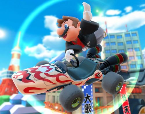 Mario Kart Tour adds Tokyo track and Rainbow Road, wants £39 for Diddy Kong unlock