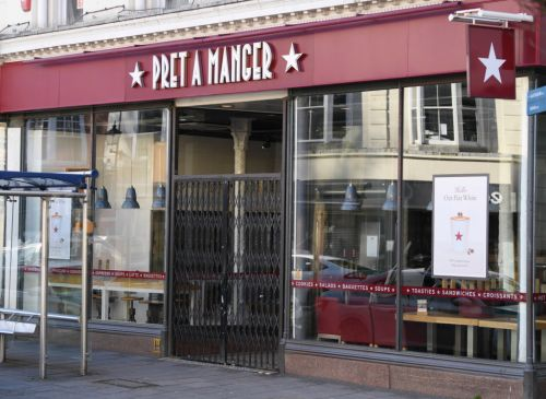 Pret to close 30 stores for good as sales plunge with 1,000 jobs at risk