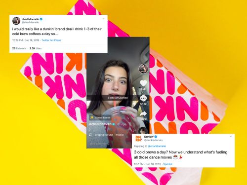 Fast-food giants like Chipotle and Dunkin' are doubling down on TikTok. Here are the top 7 brands winning over Gen Z customers