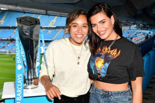 Megan Barton-Hanson opens up on 'amazing' new girlfriend Chelcee Grimes as she admits she's 'finally happy'