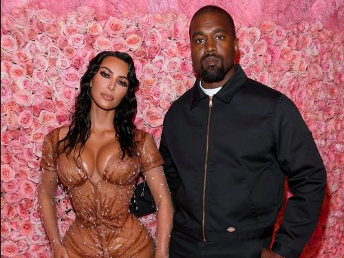 Kanye West almost derailed Kim Kardashian's Met Gala look because he thought it was 'too sexy'