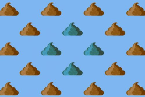 Why This Scientist Is On A Mission To Turn Your Poo Blue