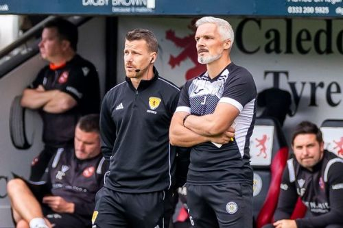 Jim Goodwin insists wrongly disallowed goals are costing St Mirren points and makes Old Firm comparison