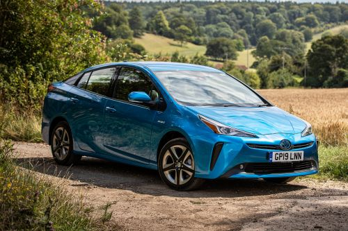 New Toyota Prius Business Edition+ AWD 2019 review