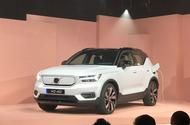 Volvo reveals XC40 Recharge as first full electric model
