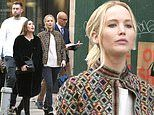 Jennifer Lawrence goes apartment hunting in NYC with fiance Cooke amid planning for wedding
