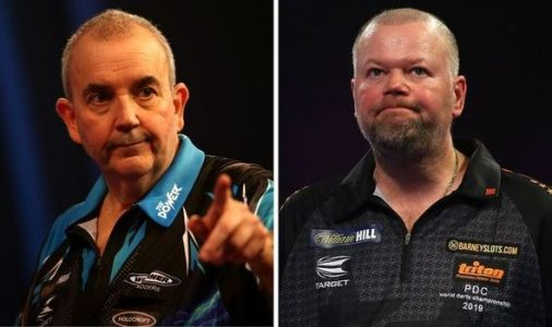 Phil Taylor vs Raymond van Barneveld free live stream: How to watch Darts From Home clash