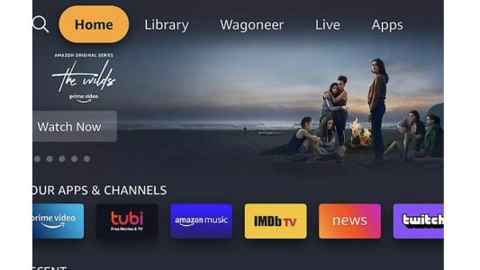 Amazon Fire TV for Auto to debut in two Jeeps next year