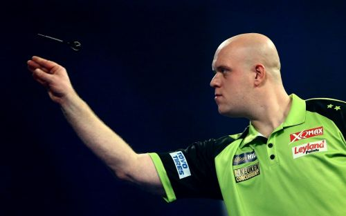 Michael Van Gerwen continues Premier League unbeaten run as Dublin crowd make themselves heard