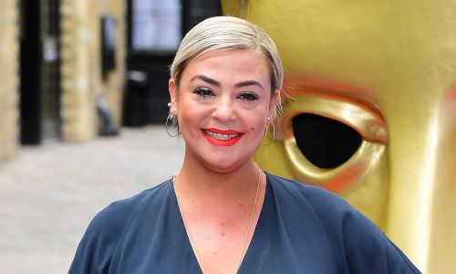 Lisa Armstrong shares new selfie with dog Hurley amid divorce battle with Ant McPartlin