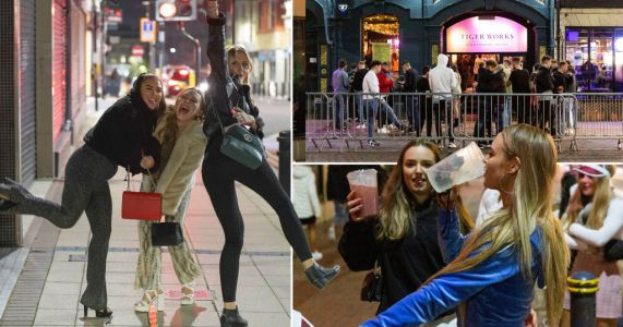 South Yorkshire wakes up in tier 3 after final night out before pubs close