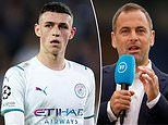 Joe Cole describes Phil Foden's display for Man City in Champions League win as a 'masterclass'