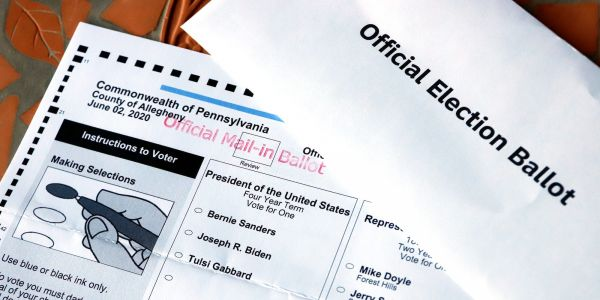 A tied Supreme Court has allowed Pennsylvania to count mail-in ballots received up to 3 days after Election Day