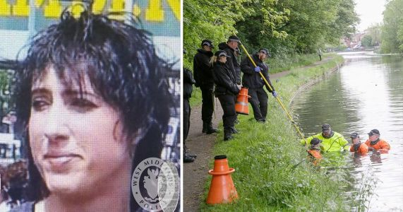 Body found in hunt for missing woman after two men charged with murder