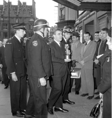 1966 World Cup Mystery Solved? Gangster's Son Claims Brothers Took Trophy
