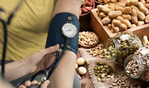 High blood pressure: Include this snack in your diet to lower your reading