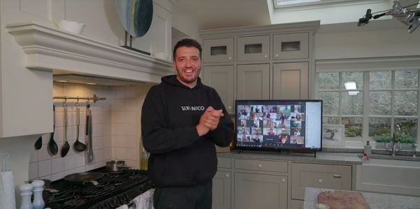Chef Nico Simeone confirms Home by Nico delivery service will be back