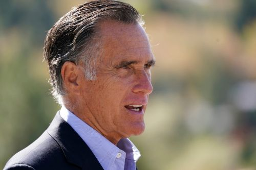 'I did not vote for President Trump:' Mitt Romney says he's already cast his ballot in the 2020 election but wouldn't say if he voted for Biden