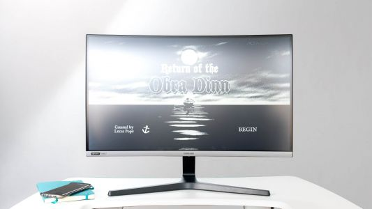 Samsung CRG5 review: stand aside, fast gaming monitor coming through