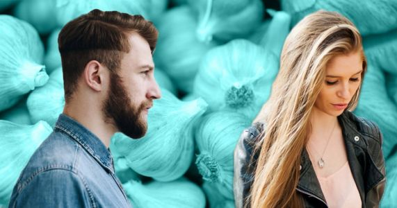 'Garlic breath test' can warn you when you're in danger of catching Covid