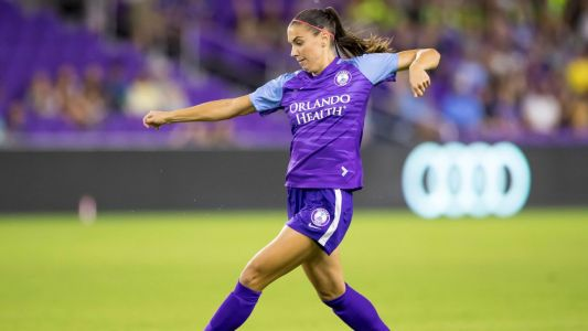 U.S. star Morgan out for rest of NWSL season