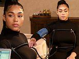 Jordyn Woods was asked if she had sex with Tristan Thompson during lie detector test