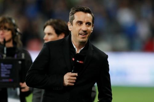 Gary Neville names the three players he would sign as Man Utd manager