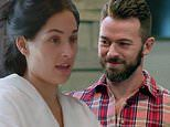 Total Bellas: Nikki Bella fears losing Artem Chigvintsev if she can't conceive after pregnancy scare