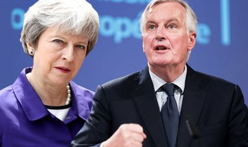 'I am more worried THAN EVER' Barnier reveals Britain is on the verge of a no-deal Brexit