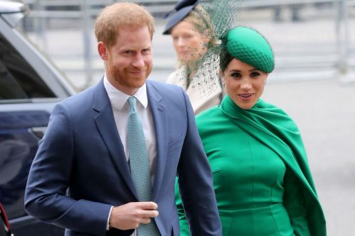 How have Meghan Markle and Prince Harry become financially independent?