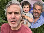 Andy Cohen shares adorable video of 17-month-old son Benjamin sweeping deck and updates on sand diet