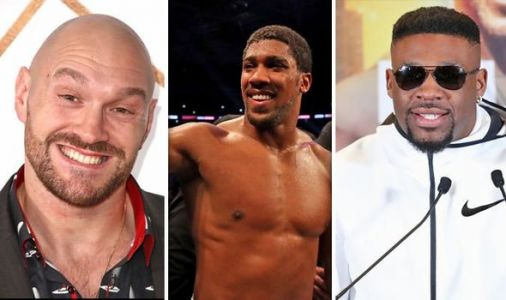 Boxing news: Tyson Fury makes surprise Anthony Joshua demand about Jarrell Miller fight
