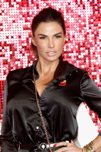 Katie Price Defends Travelling To Turkey For Op While Country Is Still On 'Red List'