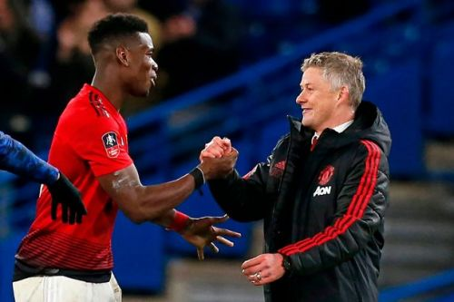 Ole Gunnar Solskjaer makes astonishing Paul Pogba claim ahead of crunch Man Utd clash with Liverpool