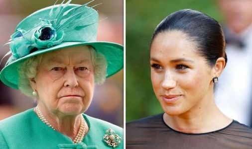Queen who 'likes tradition' is 'not happy' with Meghan's Archie decision - Shock claim