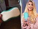 Woman reveals her husband mistook her Minky cleaning pad for a SANITARY towel