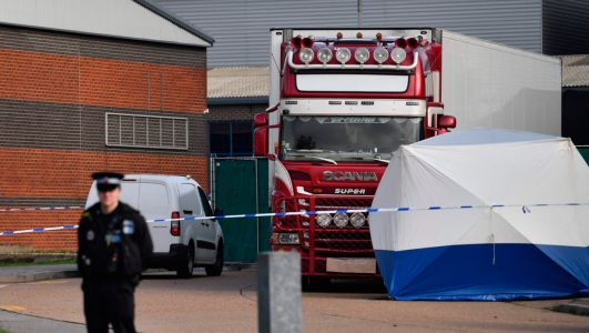 15-year-olds were among dead in lorry of horrors in Essex