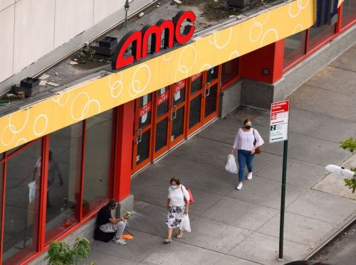 AMC executives made millions selling their shares last week amid dizzying meme-stock rally