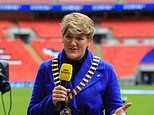 Clare Balding reveals she refuses to cover men's football because it's 'toxic' for female presenters