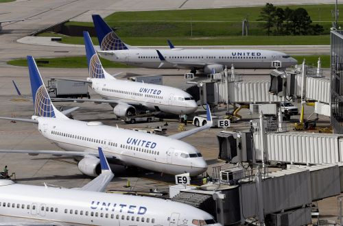 Airline employees are safe from being laid off for now, but United warns that job cuts may be on the horizon if the coronavirus pandemic rages on for as long as expected