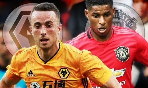 Wolves vs Man Utd LIVE: Line ups confirmed, Premier League team news and latest updates