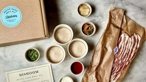 Dishoom's bacon naan roll kits are now available for UK-wide delivery