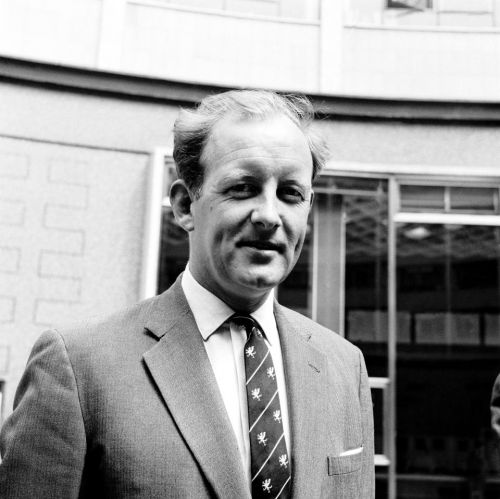 Frank Bough dead - BBC TV presenter & Grandstand star dies in care home aged 87