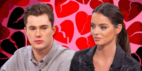 Maura Higgins refused to 'fake' love for Curtis Pritchard as she reveals reason for split