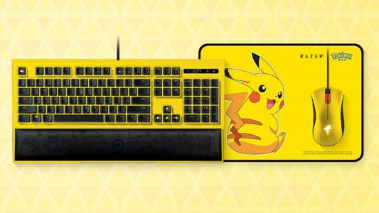 Razer's Pokemon PC gear is only available in China. and it's breaking my heart